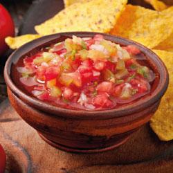 Recetas de salsas y dips