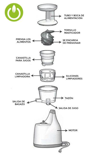 DIAGRAMA PRENSAS FRÍAS VERTICALES